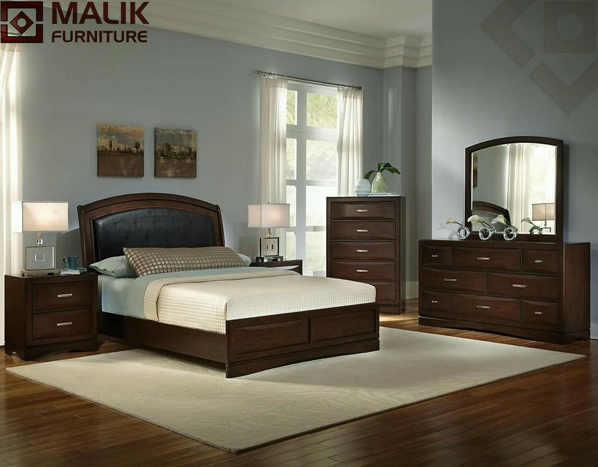 Malik Furniture Double Bed New Design Double Bed Design Latest